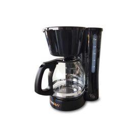 ماكينة تحضير القهوة كولين ، 12كوب، 900 واط، أسود