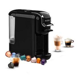 صانعة قهوة كيون متعددة الكبسولات 3*1 1450واط KHD/501B